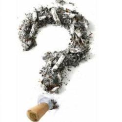 Почему же мы курим.