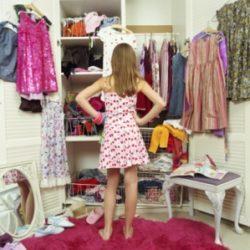 Женская проблема выбора одежды