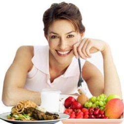 Здоровое питание – залог красоты
