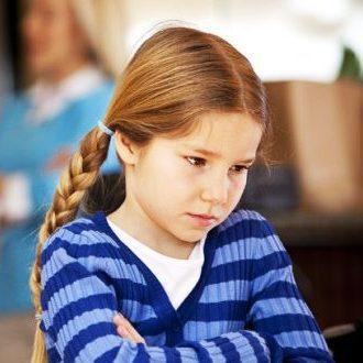 Семейная атмосфера влияет на психику ребенка