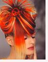 Салон у Вас дома: расцветка волос
