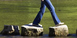 Обучайтесь верно ходить