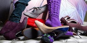 Престижные тенденции обуви озари 2010