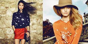 Осенняя коллекция 2011 года от Mango