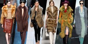 Меховые тенденции. Осень-зима 2011/12