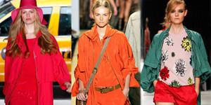 Престижные пальто весна-лето 2012