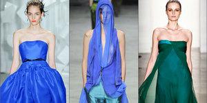 Морская тема в моде 2012