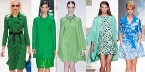 Престижные пальто весна-лето 2013