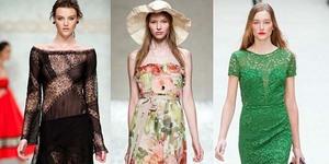 Престижные платьица весна-лето