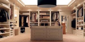Чем плох большой гардероб
