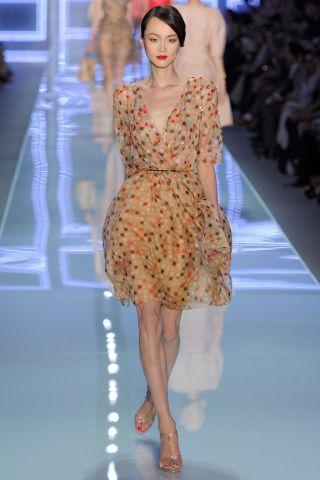 Тренд шифоновые платья