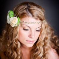 Повязки для волос: виды и способы применения