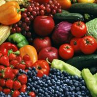 Витамины из овощей и фруктов