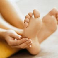 Ножки без мозолей, натоптышей и трещин